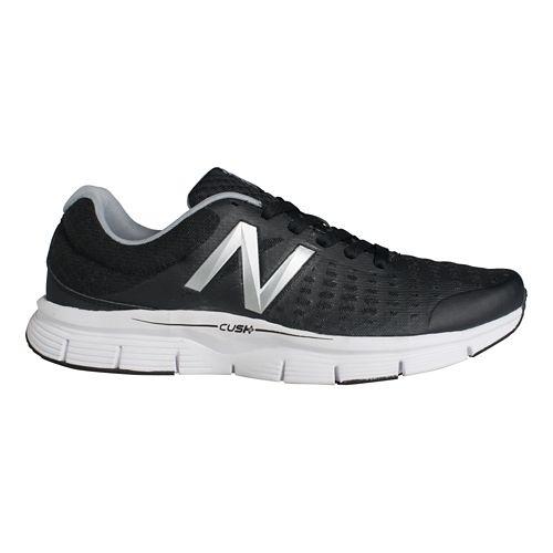 Mens New Balance 775v1 Running Shoe - Black/Sliver 12