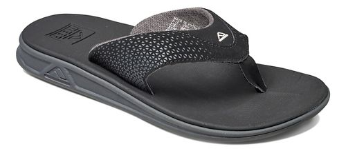Mens Reef Rover Sandals Shoe - Black 8