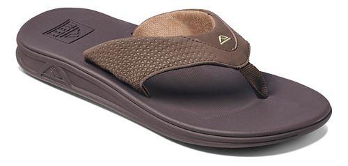 Mens Reef Rover Sandals Shoe - Brown 13