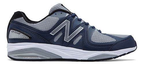 Mens New Balance 1540v2 Running Shoe - Navy/Grey 10.5