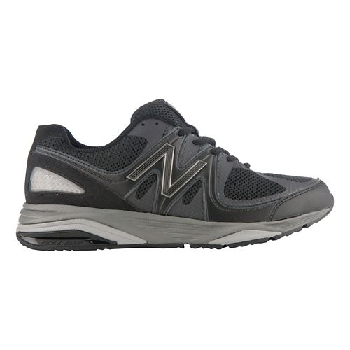 Mens New Balance 1540v2 Running Shoe - Silver/Blue 12.5