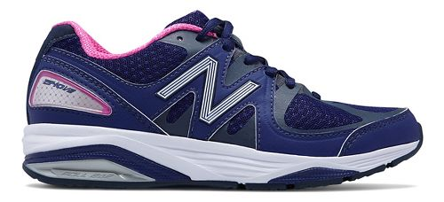 Womens New Balance 1540v2 Running Shoe - Basin/UV Blue 9