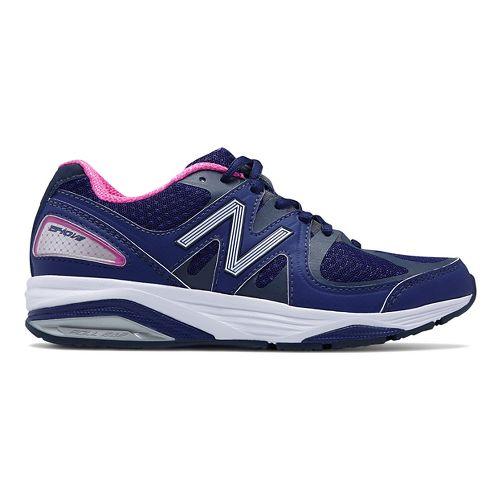 Womens New Balance 1540v2 Running Shoe - Basin/UV Blue 8