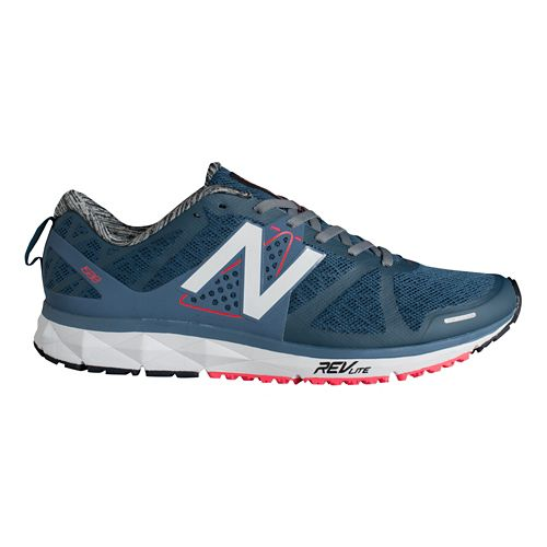 Mens New Balance 1500v1 Running Shoe - Blue/White 7.5