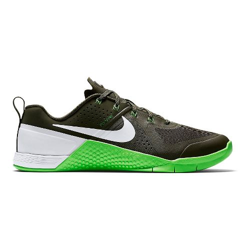 Mens Nike MetCon 1 Cross Training Shoe - Green 11.5