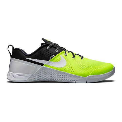 Mens Nike MetCon 1 Cross Training Shoe - Volt 12.5