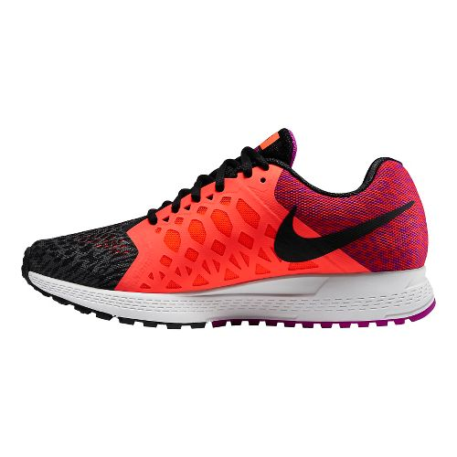Womens Nike Air Zoom Pegasus 31 Oregon Project Running Shoe - Black/Fuchsia 6
