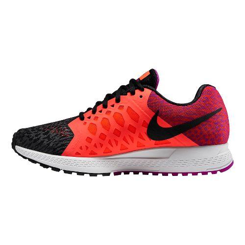 Womens Nike Air Zoom Pegasus 31 Oregon Project Running Shoe - Black/Fuchsia 7.5