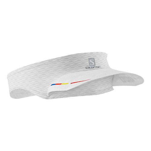 Salomon S-Lab Sense Visor Headwear - White L/XL