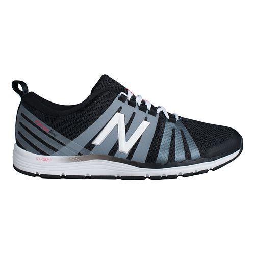 Womens New Balance 811 Cross Training Shoe - Black/Magenta 5.5