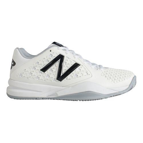 Womens New Balance 996v2 Court Shoe - White 10.5