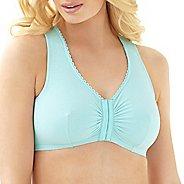 Womens Glamorise Complete Comfort Cotton T- Back B/C/D Inner Bras