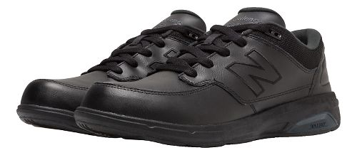 Mens New Balance 813 Walking Shoe - Black 10.5