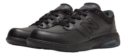 Mens New Balance 813 Walking Shoe - Black 7.5