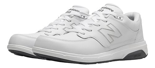 Mens New Balance 813 Walking Shoe - White 11