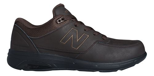 Mens New Balance 813 Walking Shoe - Brown 15