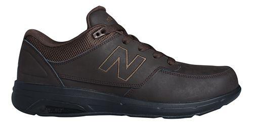 Mens New Balance 813 Walking Shoe - Brown 8.5