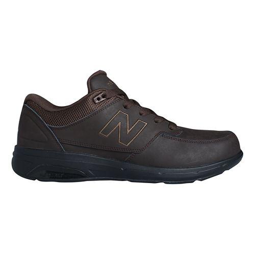 Mens New Balance 813 Walking Shoe - Brown 14