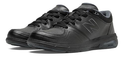 Womens New Balance 813 Walking Shoe - Black 8.5
