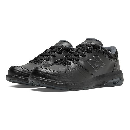 Womens New Balance 813 Walking Shoe - Black 12