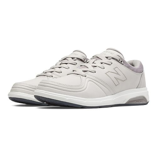 Womens New Balance 813 Walking Shoe - Grey/Lead 7