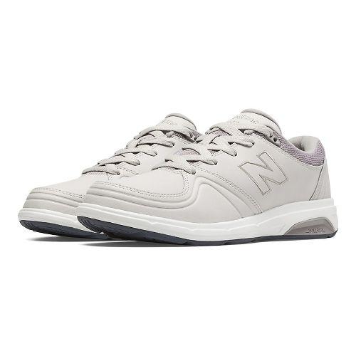 Womens New Balance 813 Walking Shoe - Grey/Lead 9
