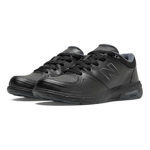 Womens New Balance 813 Walking Shoe - Black 7.5