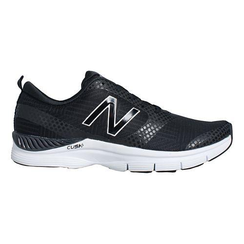 Womens New Balance 711 Cross Training Shoe - Black Graphite 6