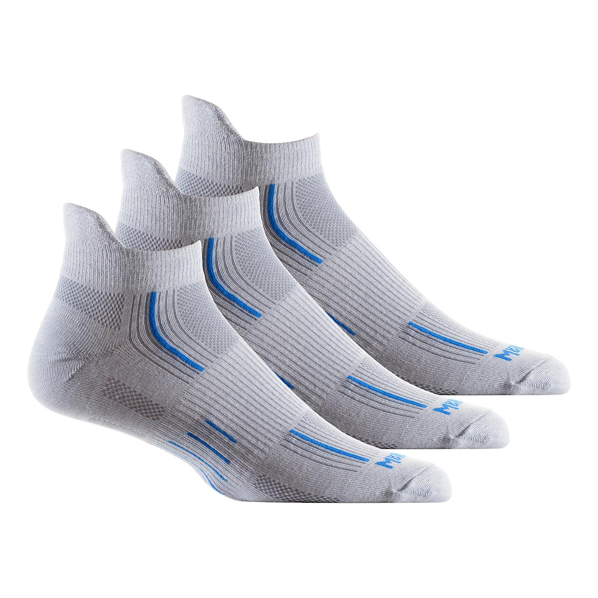 WrightSock�Stride No Show Tab 3 pack