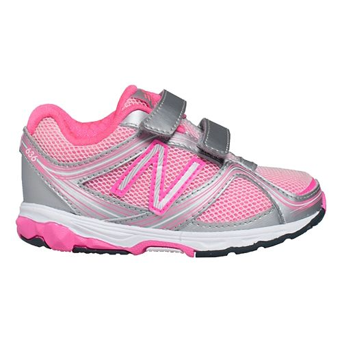 Kids New Balance 636 I Running Shoe - Pink/Grey 10