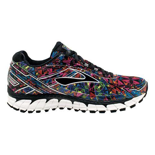 Womens Brooks Adrenaline GTS 15 Kaleidoscope Running Shoe - Multicolor 7.5