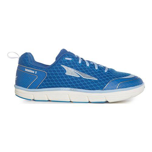 Womens Altra Intuition 3.0 Running Shoe - Blue 11