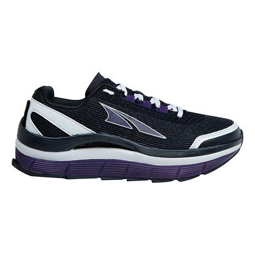 Womens Altra Olympus 1.5 Trail Running Shoe - Charcoal/Purple 10