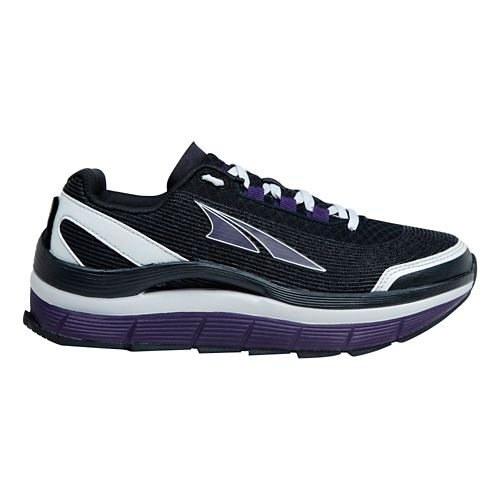 Womens Altra Olympus 1.5 Trail Running Shoe - Charcoal/Purple 6.5