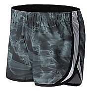 Womens New Balance Accelerate Graphic Split Shorts