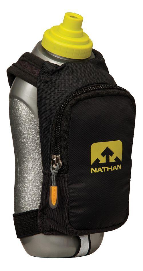 Nathan SpeedDraw Plus 18 ounce Hydration - Black