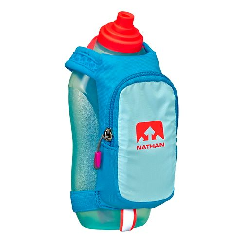 Nathan SpeedDraw Plus 18 ounce Hydration - Blue Danube