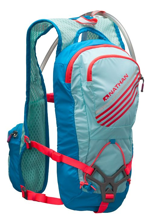 Womens Nathan Moxy 2L Vest Hydration - Blue Danube