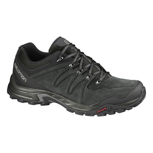 Mens Salomon Eskape LTR Hiking Shoe - Asphalt 10