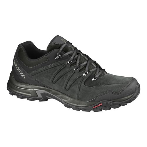 Mens Salomon Eskape LTR Hiking Shoe - Asphalt 12