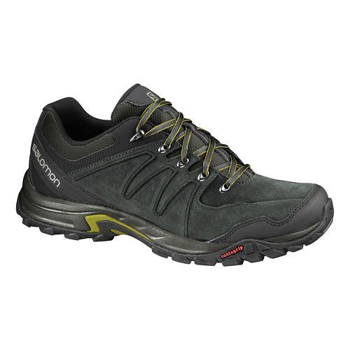 Mens Salomon Eskape LTR Hiking Shoe - Black 11.5