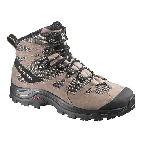 Mens Salomon Discovery GTX Hiking Shoe - Navajo 9