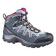 Womens Salomon Authentic LTR CS WP Hiking Shoe