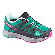 Kids Salomon XR Mission CS WP Trail Running Shoe