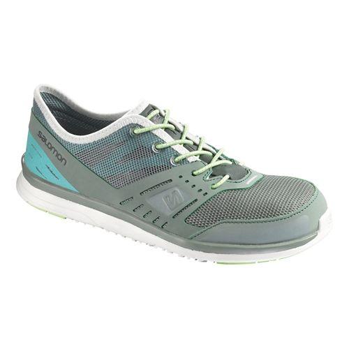 Womens Salomon Cove Casual Shoe - Grey 8.5