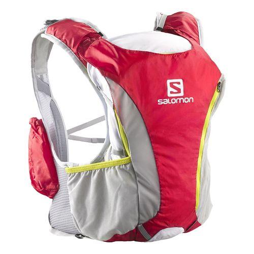 Salomon Skin Pro 10+3 Set Hydration - Red/Green
