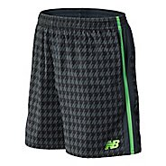 "Mens New Balance Challenger 7"" Print Court Unlined Shorts"