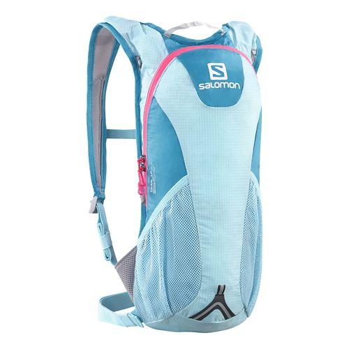 Salomon Trail 10 Set Hydration - Boss Blue/Pink