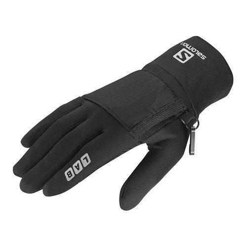 Salomon S-Lab Warm Gloves Handwear - Black XXS