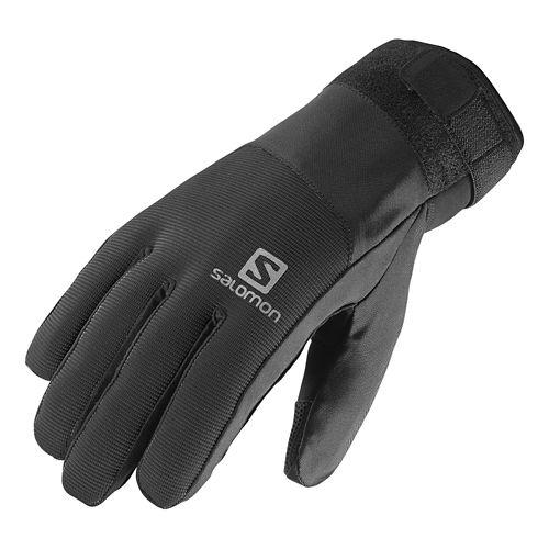 Mens Salomon Thermo Glove Handwear - Black M